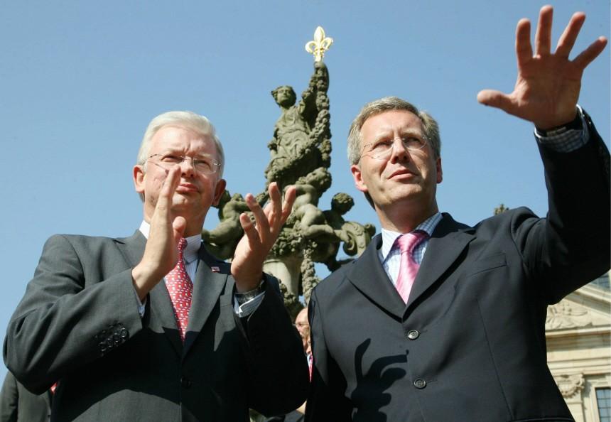 Hessen und Niedersachsen verstaerken Sicherheitskooperation