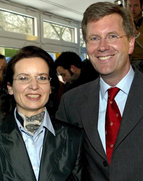 Niedersachsens Ministerpraesident trennt sich von seiner Frau
