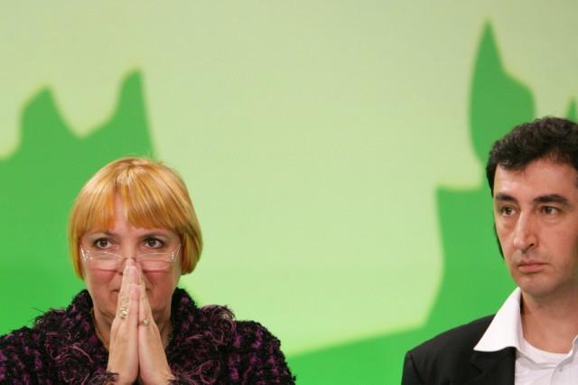 Bundesparteitag Bündnis 90/Die Grünen in Dortmund