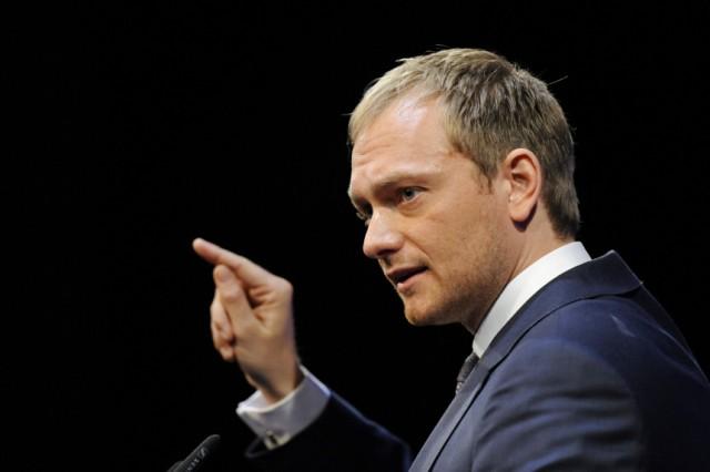 Christian Lindner, FDP; dpa