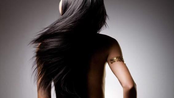 schwarze lange Haare Kündigung