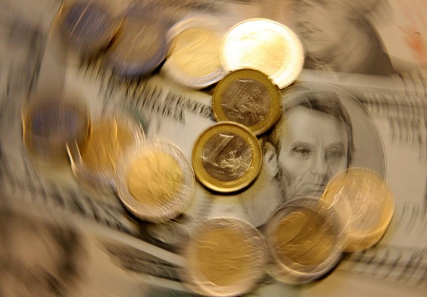 Eurokurs wieder auf Rekordstand