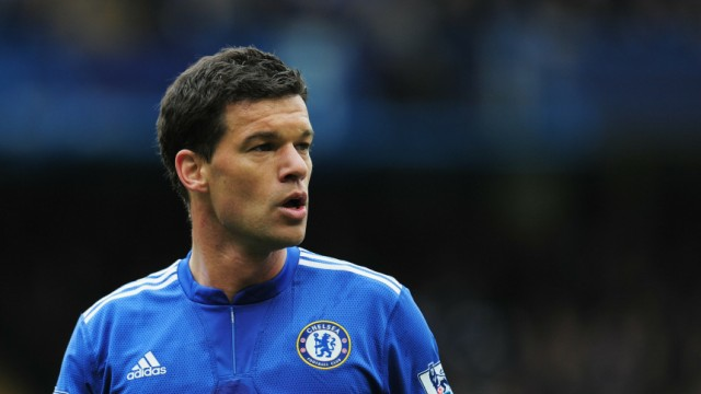 File - Ballack To Leave Chelsea