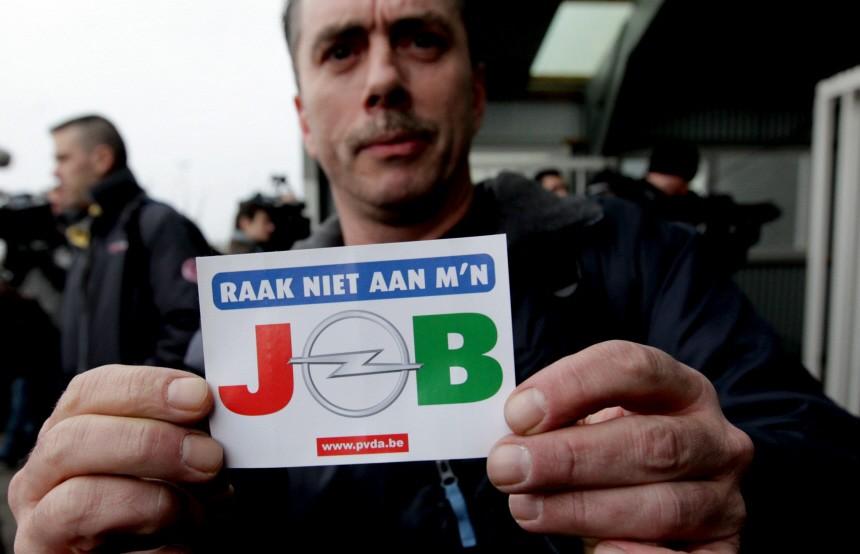 Opel will Antwerpen Mitte des Jahres schließen