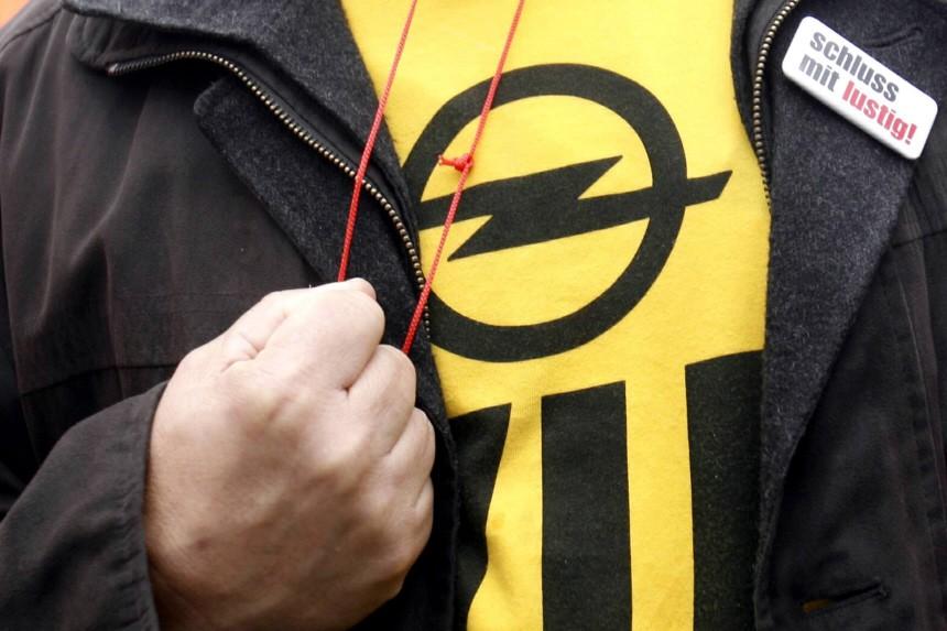 Zeitung: Opel-Werk Bochum soll 20 Millionen Euro zur Sanierung beisteuern