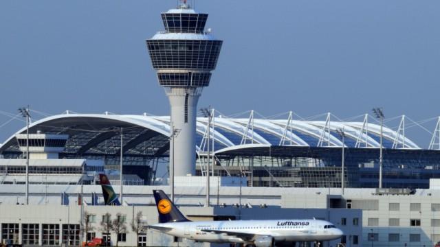 Flugsicherung schließt Luftraum München wegen Asche