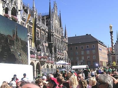Papstbesuch in München