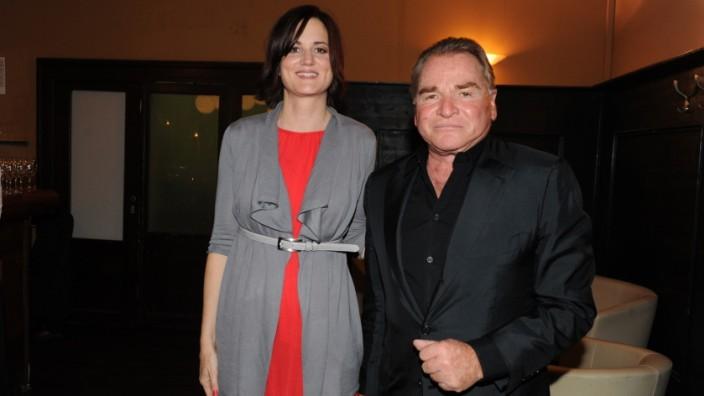 Susanne Kellermann und Fritz Wepper, 2010
