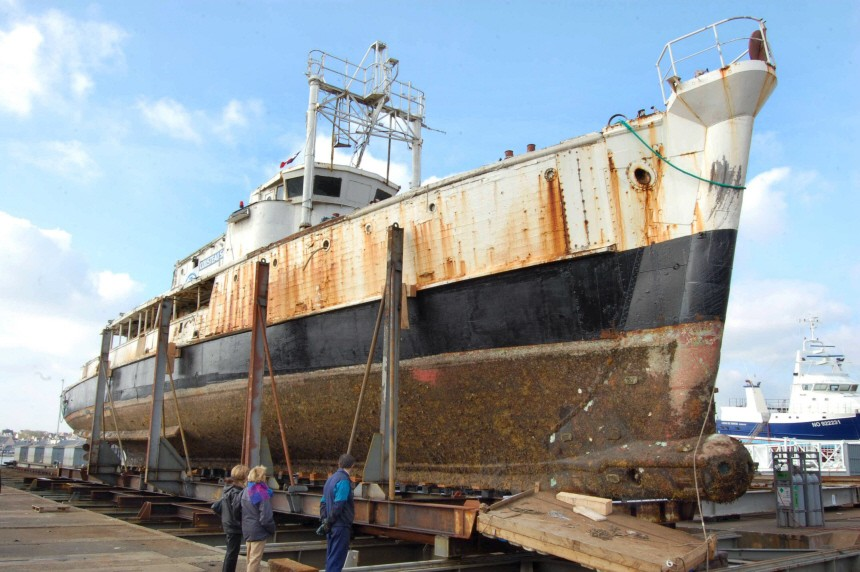 "Cousteaus Forschungsboot ´Calypso"" soll wieder auf See"
