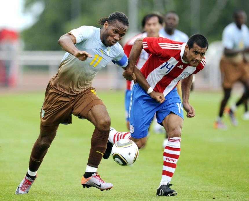 FBL-WC2010-PARAGUAY-IVORY COAST