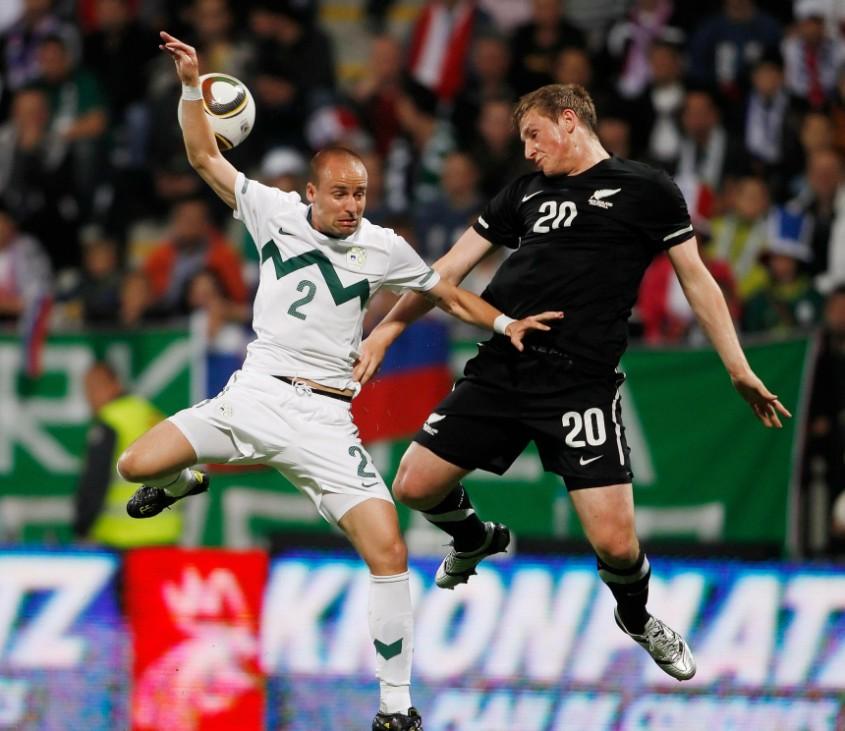 Slovenia v New Zealand - International Friendly