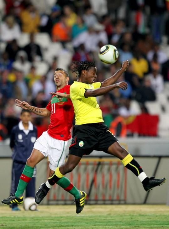 Portugal v Mozambique Friendly International-2010 FIFA World Cup