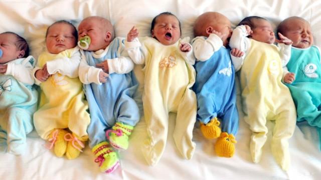 Tiefstand bei Zahl der Geburten in Niedersachsen