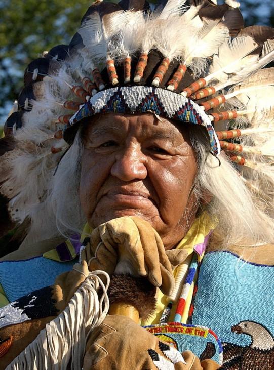 Indianer in Nordamerika