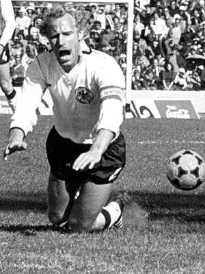 Berti Vogts Deutschland Österreich Cordoba 1978