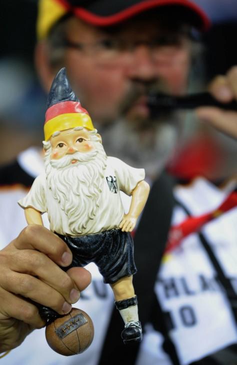 WM 2010: Deutschland - Australien