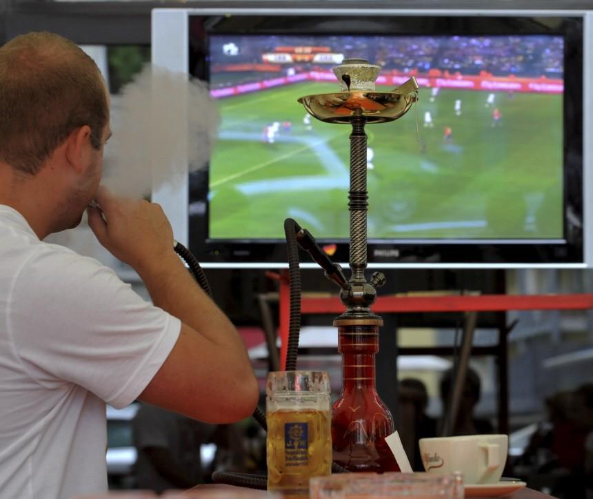 Public Viewing - Fußball-WM