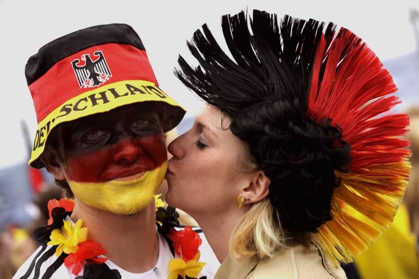 Public Viewing Deutschland - Australien