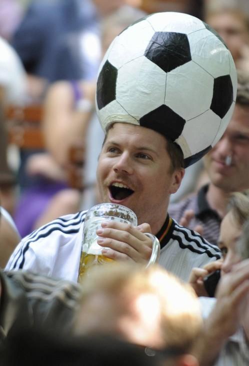 WM 2010: Public Viewing Muenchen