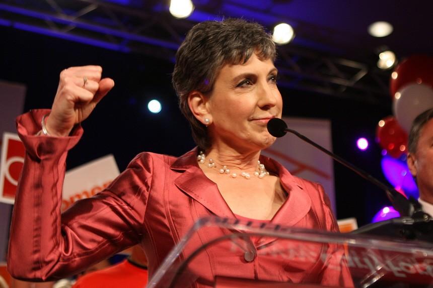 Carly Fiorina Prevails In GOP Primary For Senate