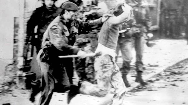 Auseinandersetzung bei Demonstration