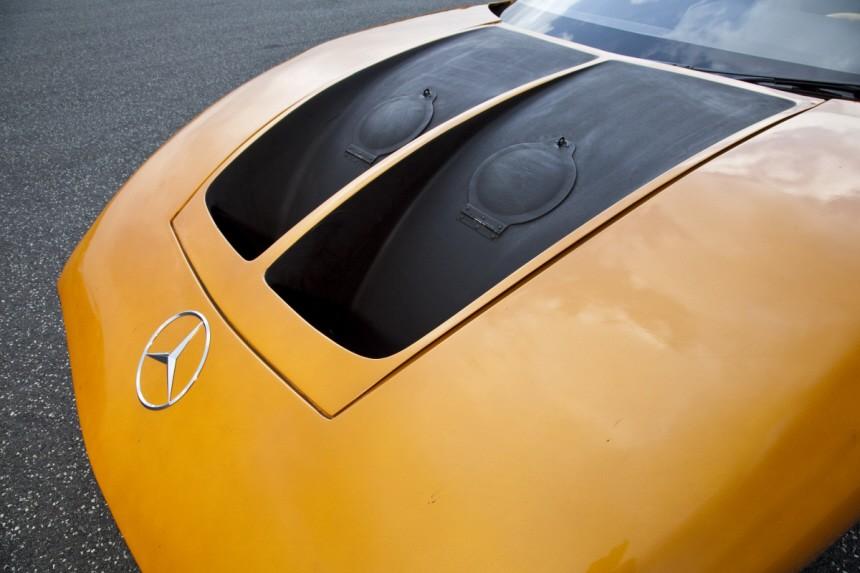 Mercedes C111 Papenburg