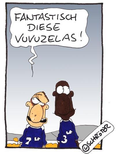 Fußball Comic