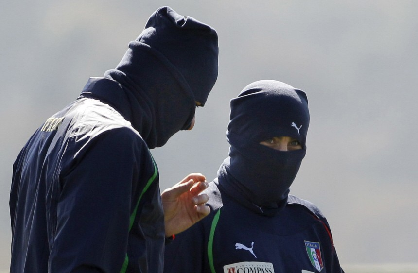 Fabio Cannavaro, Vincenzo Iaquinta