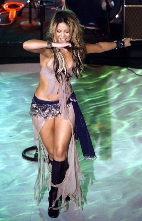 Shakira, 2002