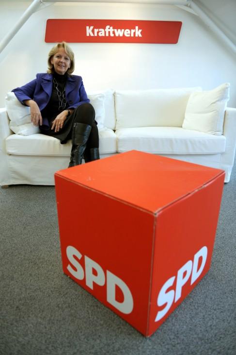 SPD NRW - Hannelore Kraft