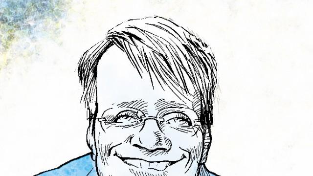 Karikatur Ronald Pofalla