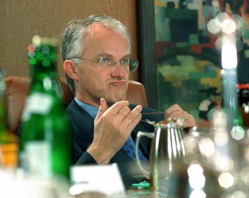 Jürgen Rüttgers, 1997