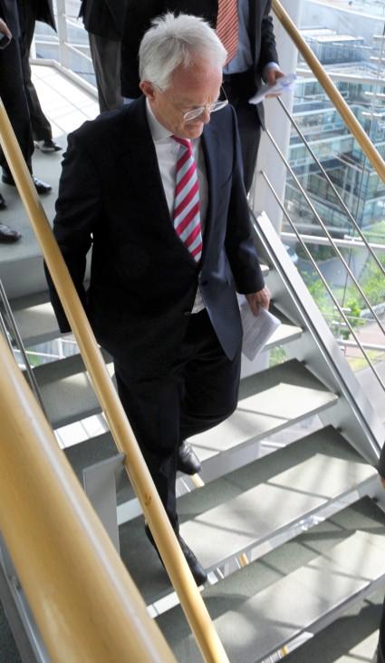 SPD und Grüne bilden Minderheitsregierung in NRW