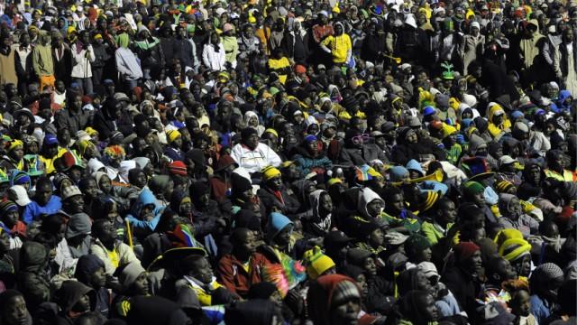 WM 2010: Public Viewing