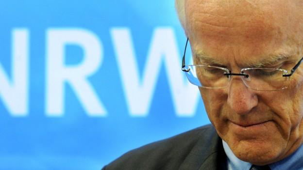 Rüttgers tritt nicht bei Ministerpräsidenten-Wahl an
