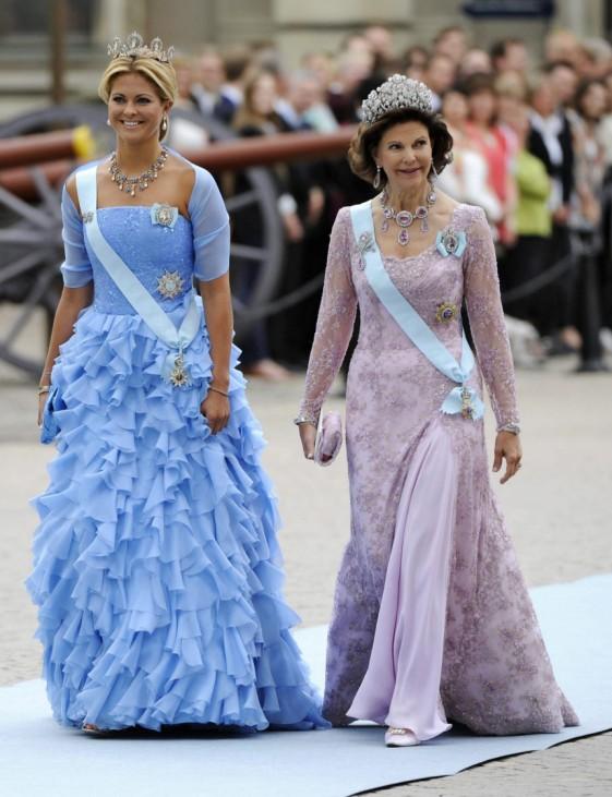 Hochzeit Prinzessin Victoria - Ankunft Hochzeitsgäste
