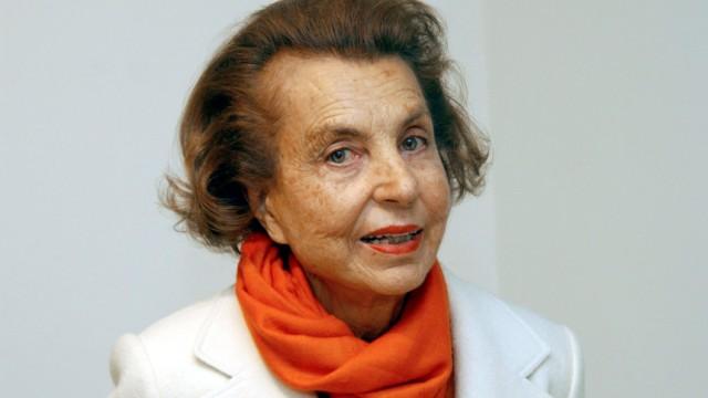 Reichste Frau Europas will Tochter verklagen