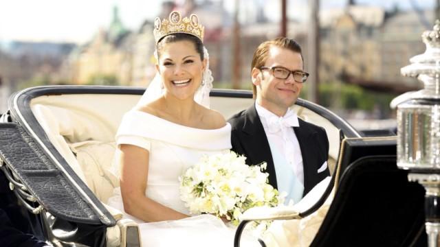Victoria von Schweden, Daniel Westling