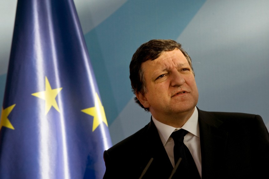 Merkel empfängt Barroso