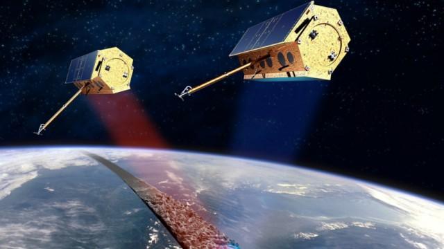 Neuer deutscher Radarsatellit TanDEM-X fertiggestellt