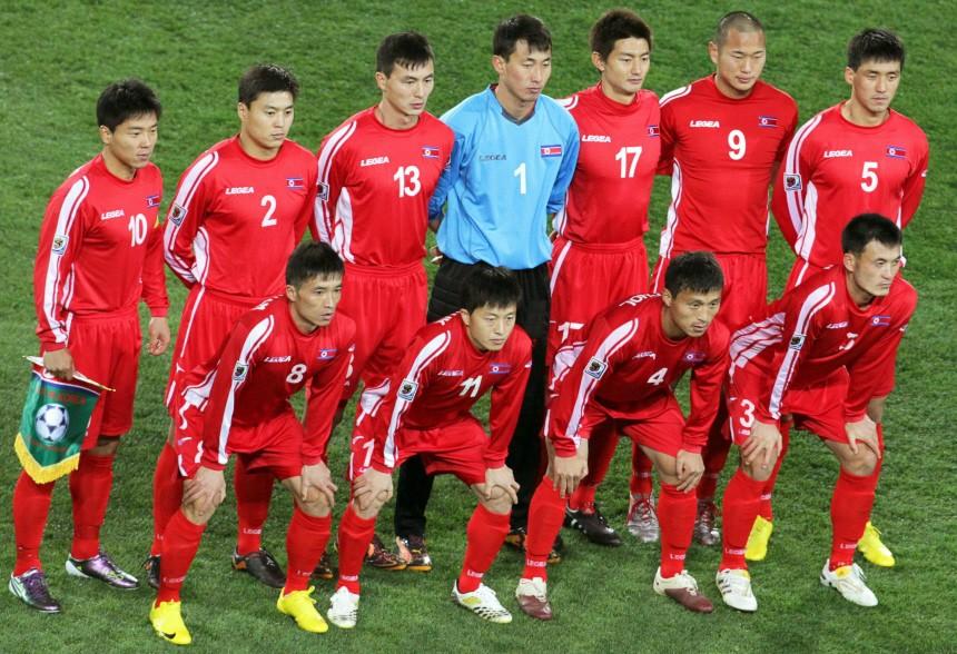 WM 2010 - Brasilien - Nordkorea