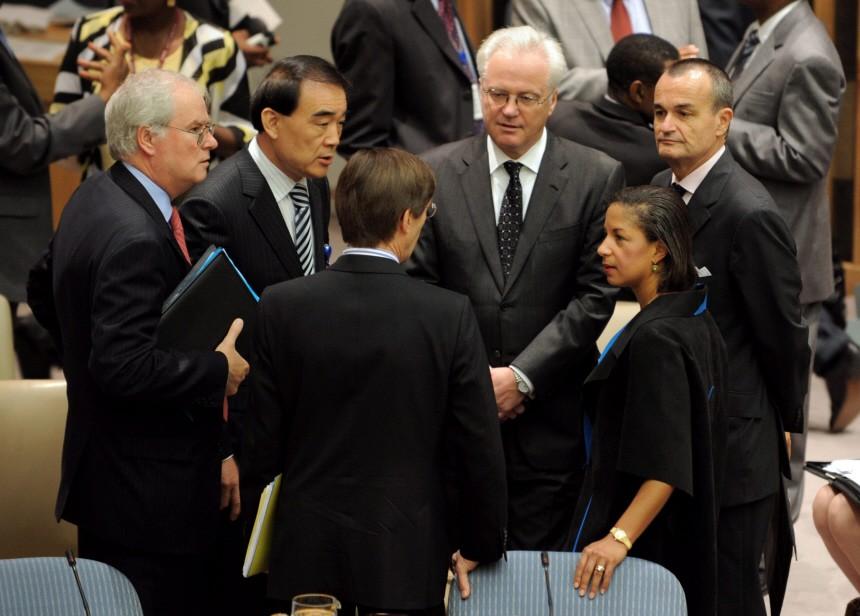 Weltsicherheitsrat stimmt über neue Iran-Sanktionen ab