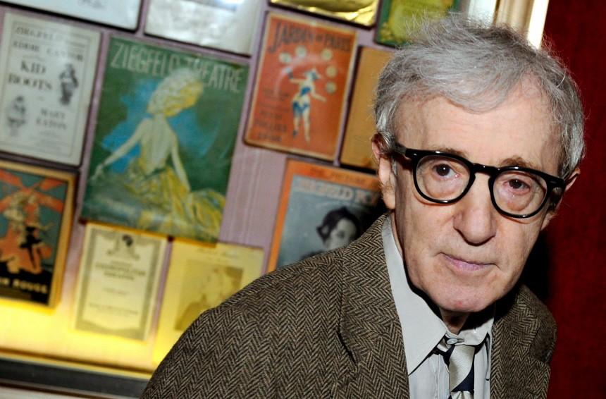Tribeca Filmfest startet mit Woody Allen