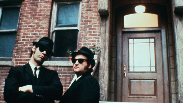 """"""" Blues Brothers """""""