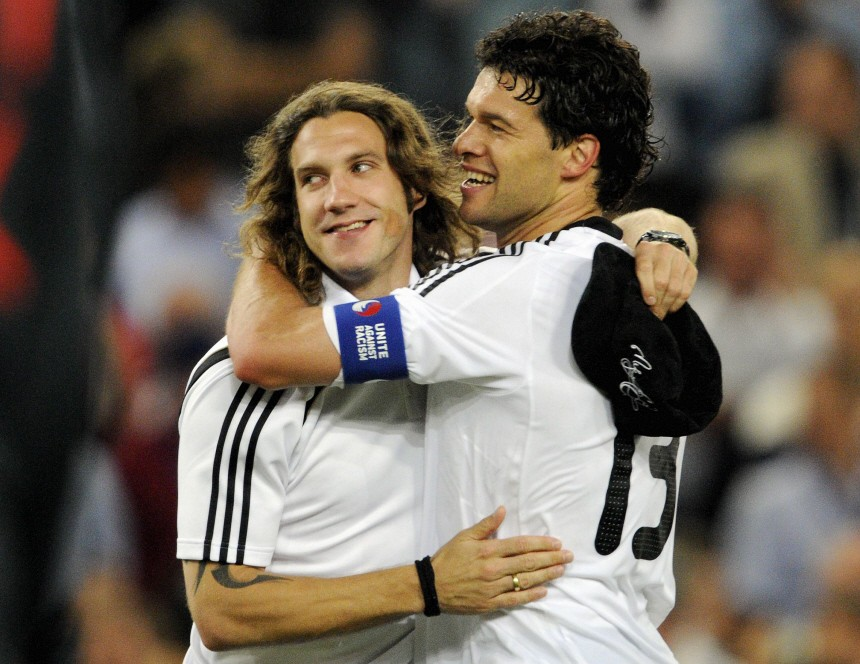 Euro 2008: Portugal - Deutschland