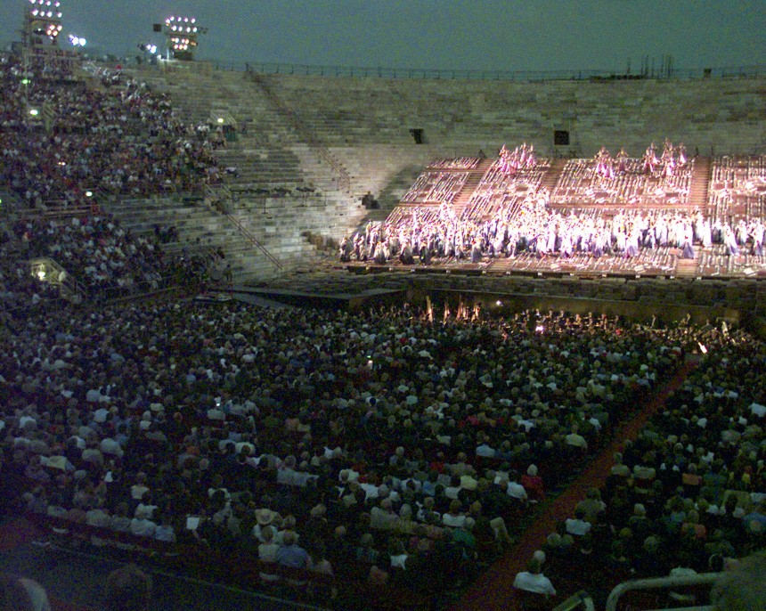 Verona Arena Italien