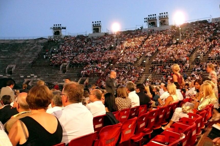 Verona Italien Arena