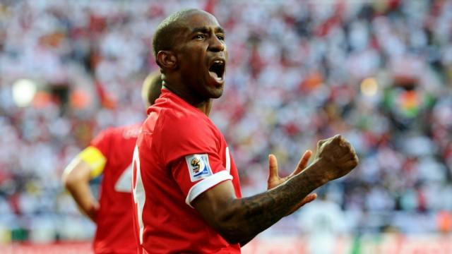 Slovenia v England: Group C - 2010 FIFA World Cup