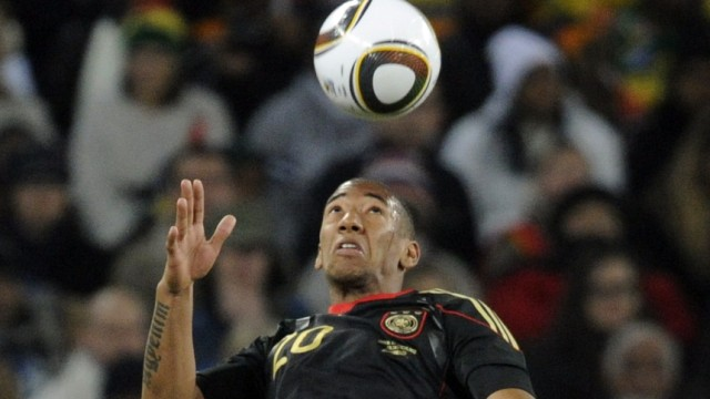 WM 2010: Ghana - Deutschland
