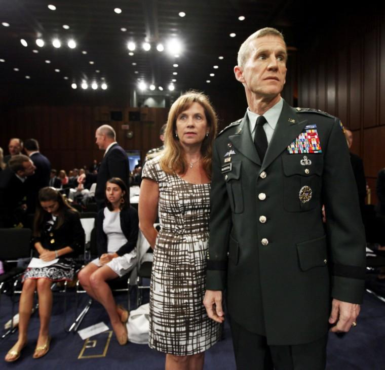 Stanley McChrystal, Annie McChrystal